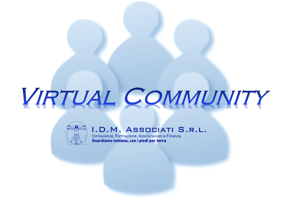 Logo Virtual Community